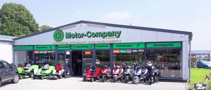 Motor Company Gebäude Wilhelmshaven