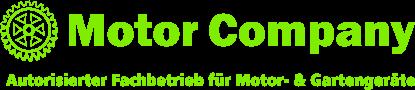 Motor Company | Motor- und Gartengeräte Wilhelmshaven Logo